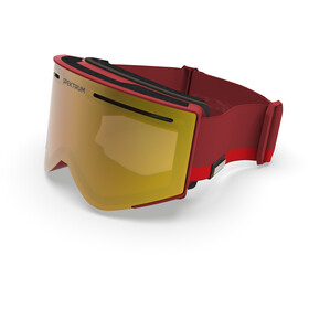 Spektrum Helags Duo Tone Line Edition Brille brique/classic red